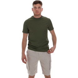 Oblečenie Muži Tričká s krátkym rukávom Sseinse ME1548SS Zelená