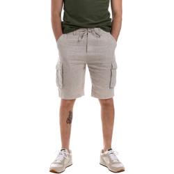 Oblečenie Muži Šortky a bermudy Sseinse PB591SS Béžová