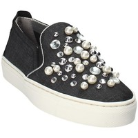 Topánky Ženy Slip-on The Flexx B108_56 čierna