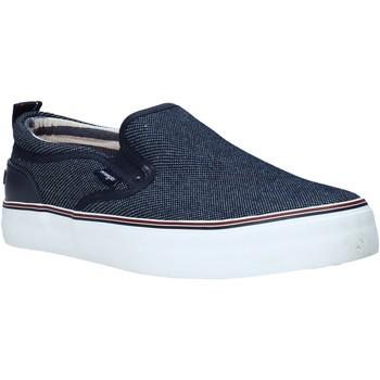 Topánky Muži Slip-on Wrangler WM01022A Modrá