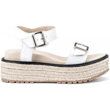 Topánky Ženy Sandále Lumberjack SW43706 002 B01 Biely