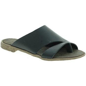 Topánky Ženy Šľapky 18+ 6120 čierna