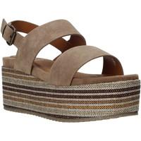 Topánky Ženy Sandále Onyx S20-SOX752 Hnedá
