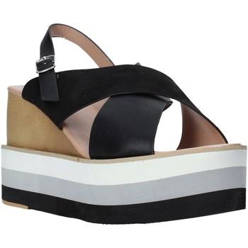 Topánky Ženy Sandále Onyx S20-SOX758 čierna