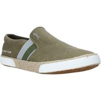Topánky Muži Slip-on U.s. Golf S20-SUS101 Zelená
