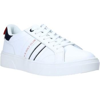 Topánky Muži Nízke tenisky U.s. Golf S20-SUS134 Biely