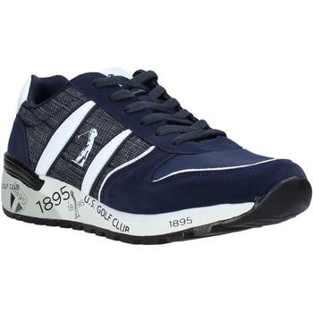 Topánky Muži Nízke tenisky U.s. Golf S20-SUS152 Modrá