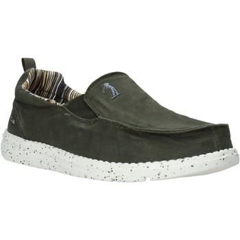 Topánky Muži Slip-on U.s. Golf S20-SUS120 Zelená