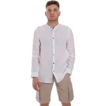 Oblečenie Muži Košele s dlhým rukávom Sseinse CE537SS Biely