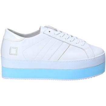 Topánky Ženy Nízke tenisky Date W281-MO-LE-WH Biely
