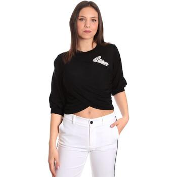 Oblečenie Ženy Blúzky Denny Rose 811DD50011 čierna