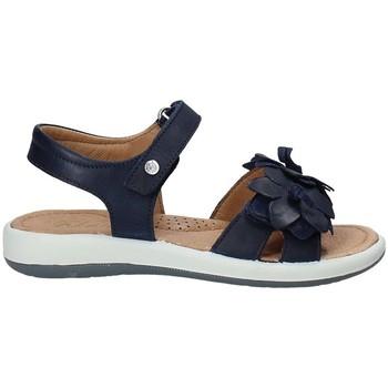 Topánky Deti Sandále Naturino 0502549-02-0C02 Modrá
