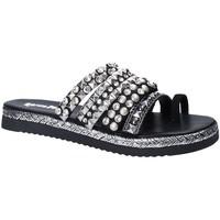 Topánky Ženy Šľapky Gold&gold A18 ES286 čierna