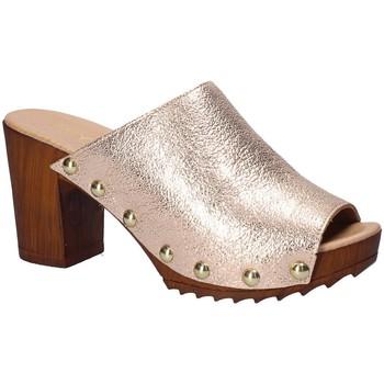 Topánky Ženy Šľapky Keys 5868 Ružová