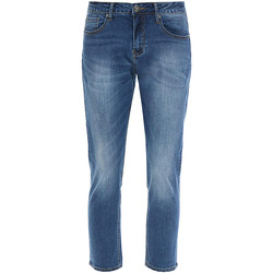 Oblečenie Ženy Rifle Slim  Gaudi 811BD26002 Modrá
