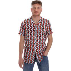 Oblečenie Muži Košele s krátkym rukávom Sseinse CE516SS Biely