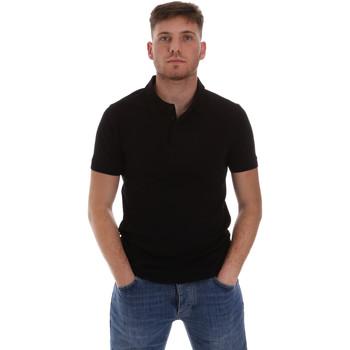Oblečenie Muži Polokošele s krátkym rukávom Sseinse ME1517SS čierna