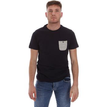 Oblečenie Muži Tričká s krátkym rukávom Sseinse ME1588SS Modrá