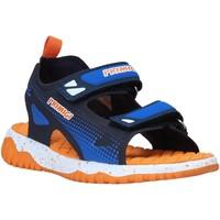 Topánky Deti Športové sandále Primigi 5449933 Modrá