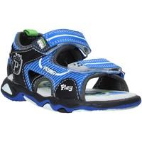 Topánky Deti Športové sandále Primigi 5450555 Modrá