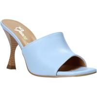 Topánky Ženy Šľapky Grace Shoes 6293Y014 Modrá