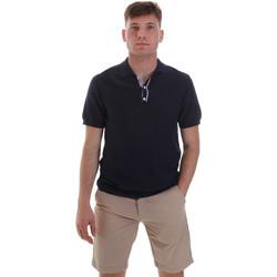 Oblečenie Muži Polokošele s krátkym rukávom Sseinse ME1528SS Modrá