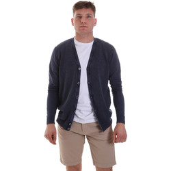 Oblečenie Muži Cardigany Sseinse ME1511SS Modrá