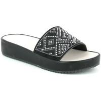 Topánky Ženy Šľapky Grunland CI1287 čierna
