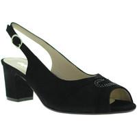 Topánky Ženy Sandále Melluso S615 čierna