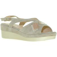 Topánky Ženy Sandále Melluso R70715 Šedá