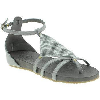 Topánky Ženy Sandále 18+ 6108 Šedá