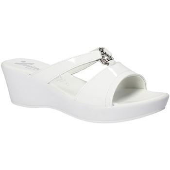 Topánky Ženy Šľapky Susimoda 173643 Biely