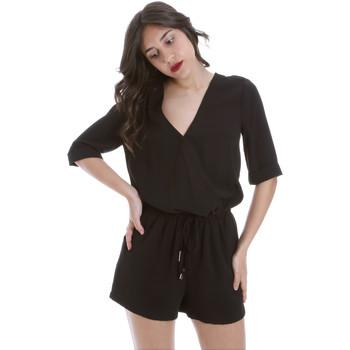 Oblečenie Ženy Módne overaly Gaudi 011BD25029 čierna