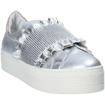 Topánky Ženy Slip-on Mally 6174 Šedá