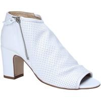Topánky Ženy Sandále Keys 5614 Biely