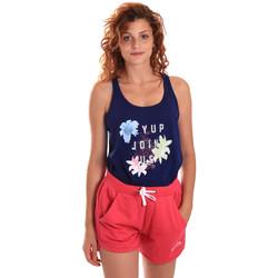 Oblečenie Ženy Súpravy vrchného oblečenia Key Up 5K78A 0001 Modrá