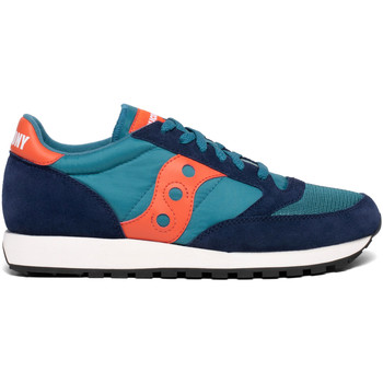 Topánky Muži Nízke tenisky Saucony S70368 Modrá