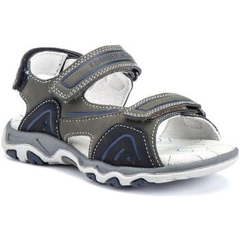 Topánky Deti Sandále Lumberjack SB07606 022 S01 Zelená