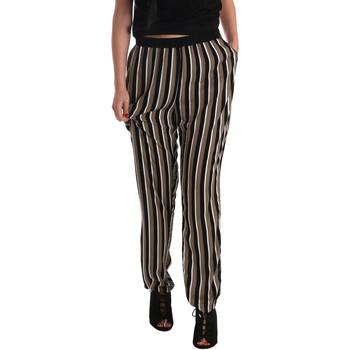 Oblečenie Ženy Padavé nohavice Gaudi 73FD25202 čierna