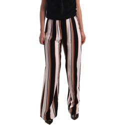 Oblečenie Ženy Padavé nohavice Gaudi 73FD25220 čierna