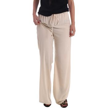Oblečenie Ženy Padavé nohavice Gaudi 73FD25232 Béžová