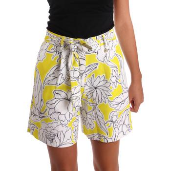 Oblečenie Ženy Šortky a bermudy Y Not? 17PEY003 žltá