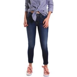 Oblečenie Ženy Rifle Skinny  Fornarina BE171L48D867VR Modrá