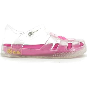Topánky Dievčatá Sandále Lulu LI190001S Biely