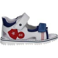 Topánky Deti Sandále Melania ME8053B7E.B Biely