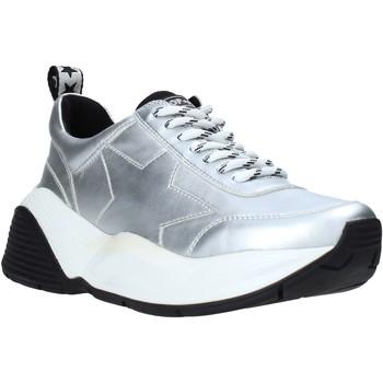 Topánky Ženy Nízke tenisky Shop Art SA020040 Striebro