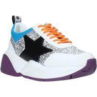 Topánky Ženy Nízke tenisky Shop Art SA020046 Biely