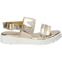 Topánky Dievčatá Sandále Silvian Heach SH-S18-S28 žltá
