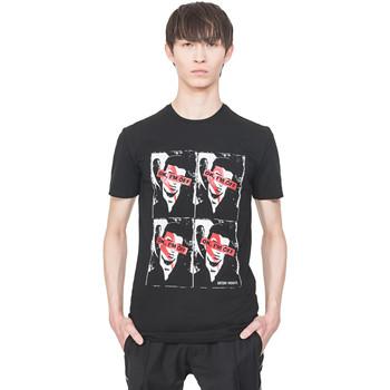 Oblečenie Muži Tričká s krátkym rukávom Antony Morato MMKS01743 FA120001 čierna