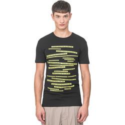 Oblečenie Muži Tričká s krátkym rukávom Antony Morato MMKS01749 FA120001 čierna